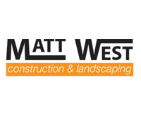 Matt West Construction and Landscaping - Logo