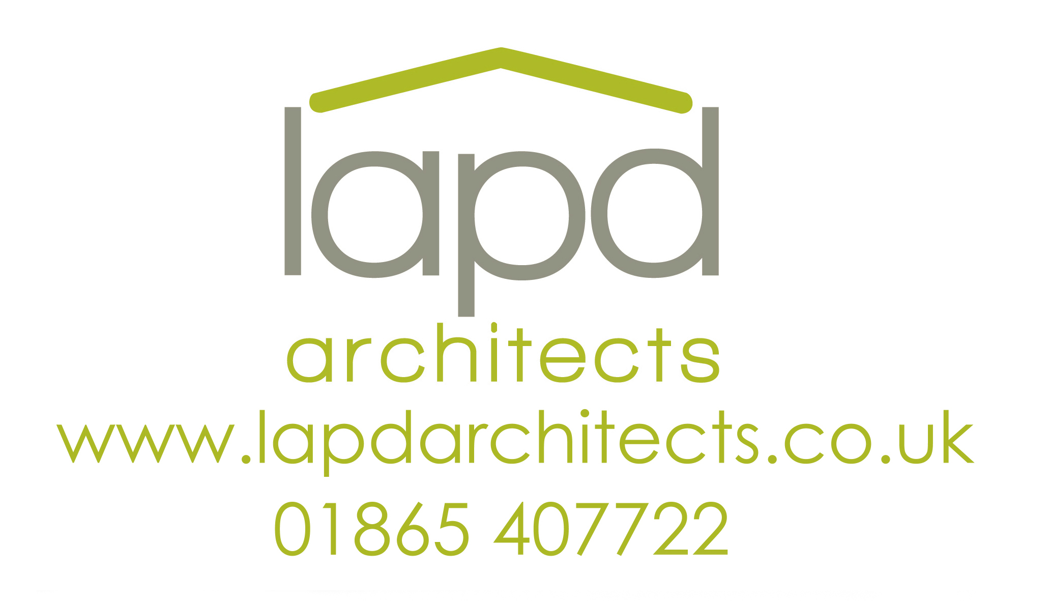 lapd architects - Logo