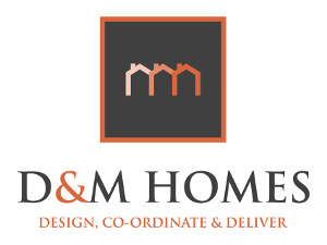 D&M Homes Logo