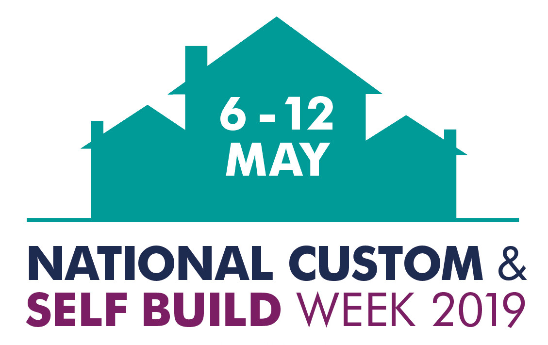 National Custom & Self Build Week logo