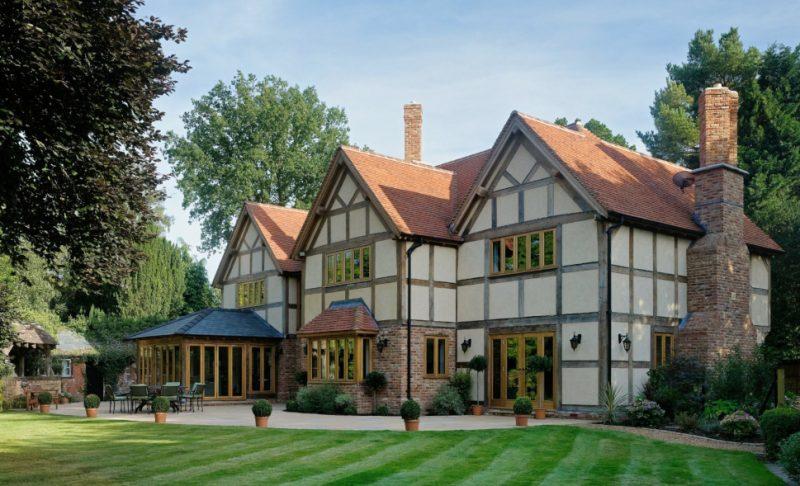 A Border Oak home