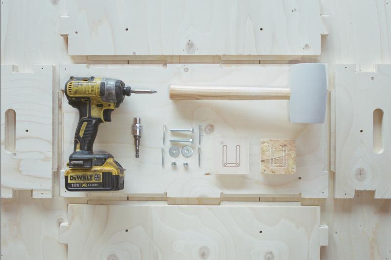 U-Build Box