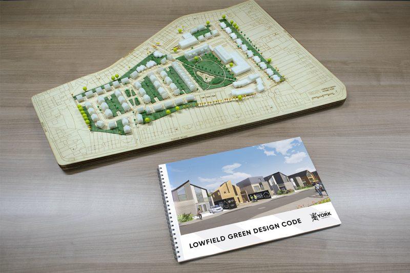 Lowfield Green plots
