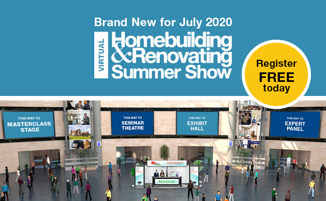 Homebuilding & Renovating virtual show