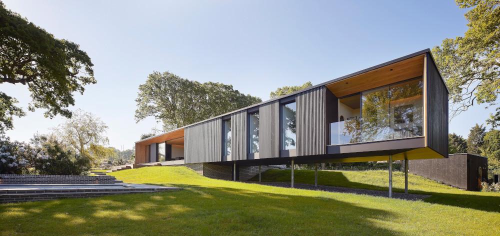 Strom Architects Island Rest