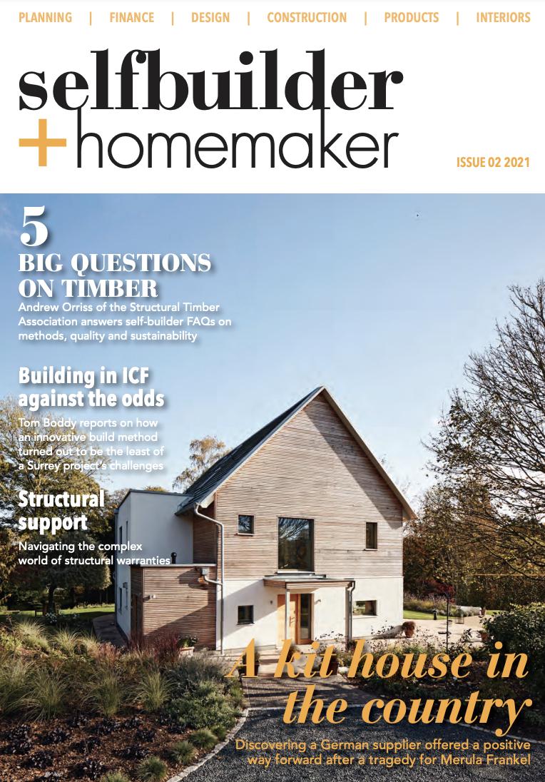 Self Builder & Homemaker