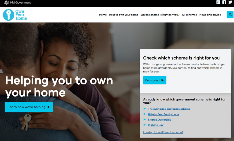Own your own home website
