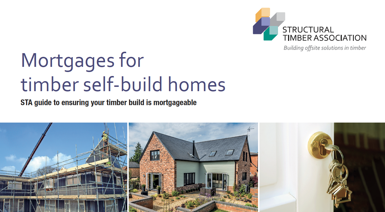Mortgages for timber self-build homes