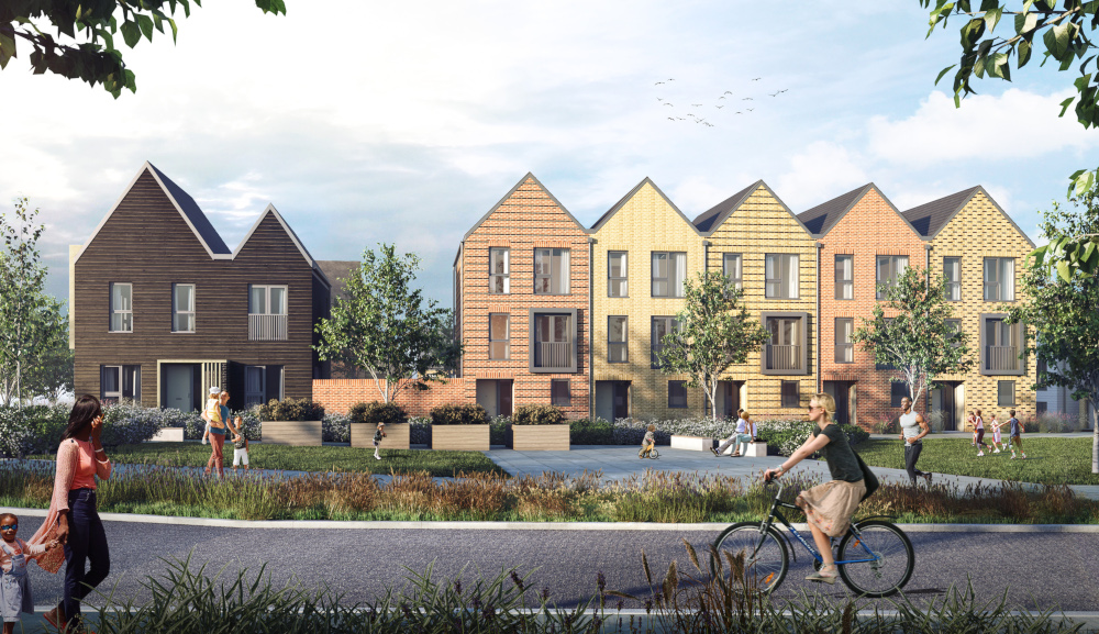 Alkerden Gateway Custom Build Homes