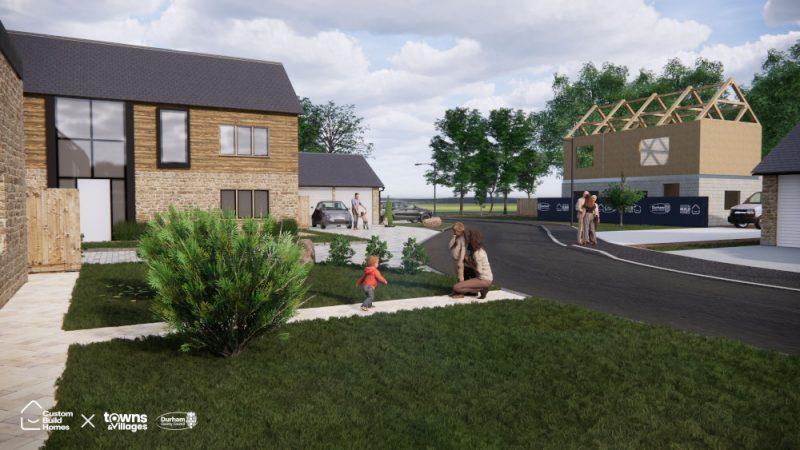 Trinity Mews Custom Build Homes